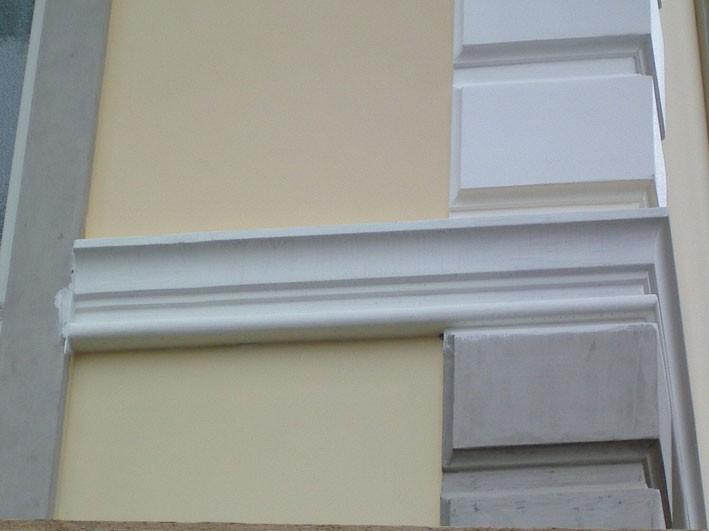 Декоративная фасады из пенопласта своими руками 96