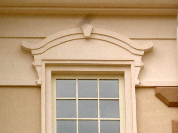 Декоративная фасады из пенопласта своими руками 29
